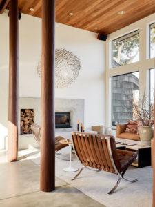 Stinson Beach House Remodel by GGD Inc.
