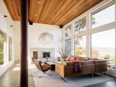 Stinson Beach House Remodel by GGD Inc.
